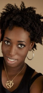 Evonda Timbers, LMT. Female Massage Therapist.